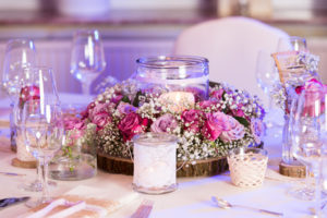 Hochzeitskerzen