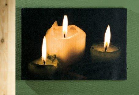 Kerzenbild