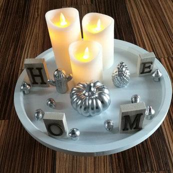 verschiedene LED Kerzen